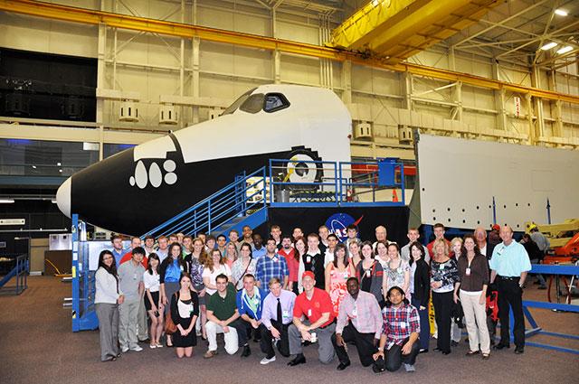 NASA Trip 2012