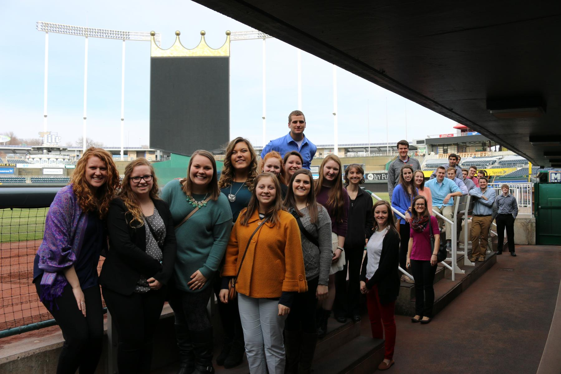 Business LCs Visit KC