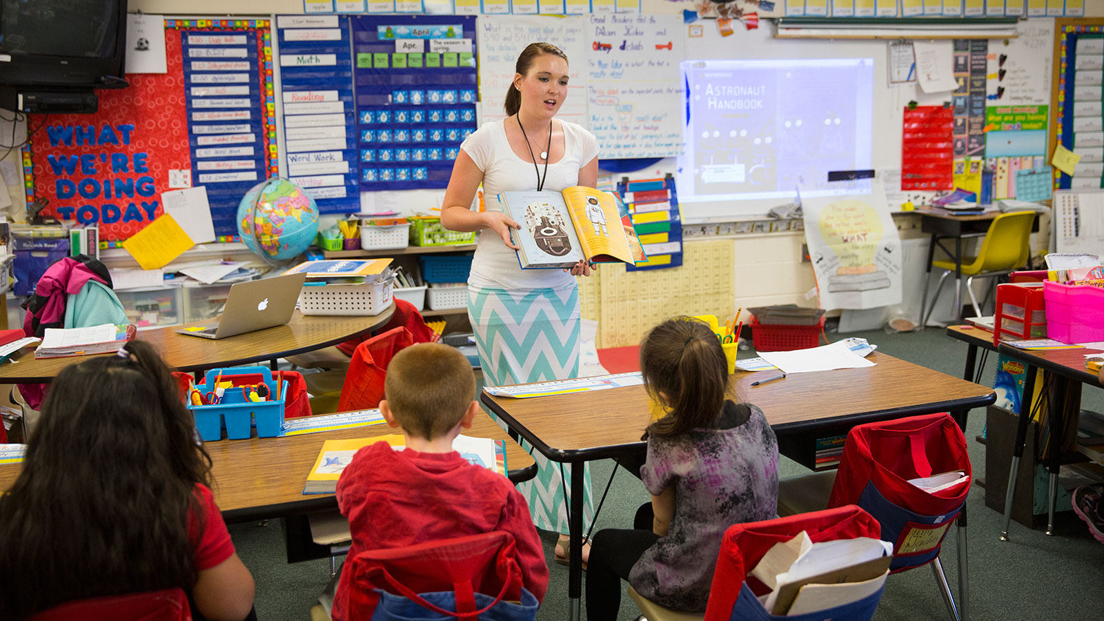 Discover the Classroom: A Passion for Teaching